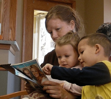 Reading to your child: the difference it makes | Primary School Libraries | Scoop.it