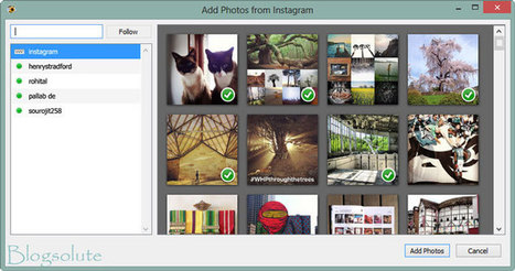 How to Create Photo SlideShow with Music in Windows | Best Free Online Presentation Tools | Scoop.it