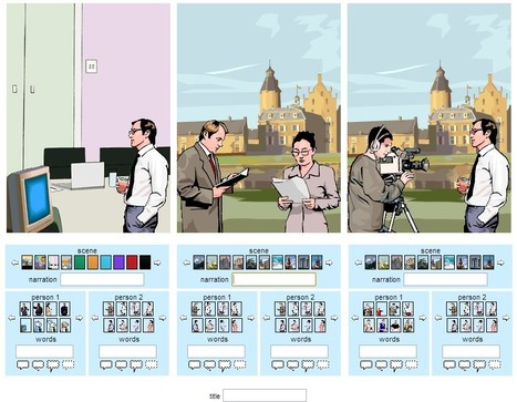 Witty Comics - Make a Comic | Animations, Videos, Images, Graphics and Fun | Scoop.it