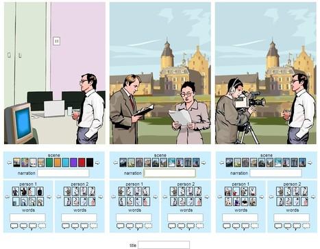 Witty Comics - Make a Comic | Web2.0 et langues | Scoop.it