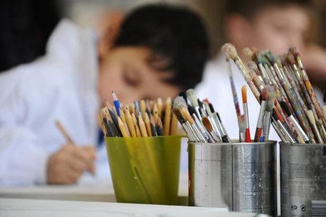 Children who paint more likely to grow up into entrepreneurs - Telegraph | Early Childhood and Leadership Inspiration | Scoop.it