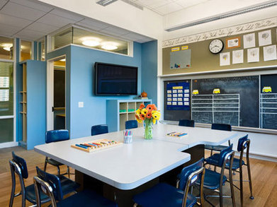 A Place for Learning: The Physical Environment of Classrooms | Creativity, Innovation, and Change | Scoop.it