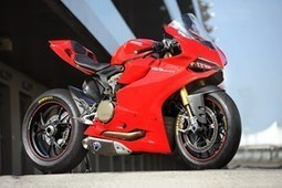 Ducati Panigale wins design award | Ductalk Ducati News | Scoop.it