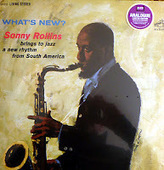 Music and More: Sonny Rollins - What's New (RCA, 1962) | Jazz from WNMC | Scoop.it