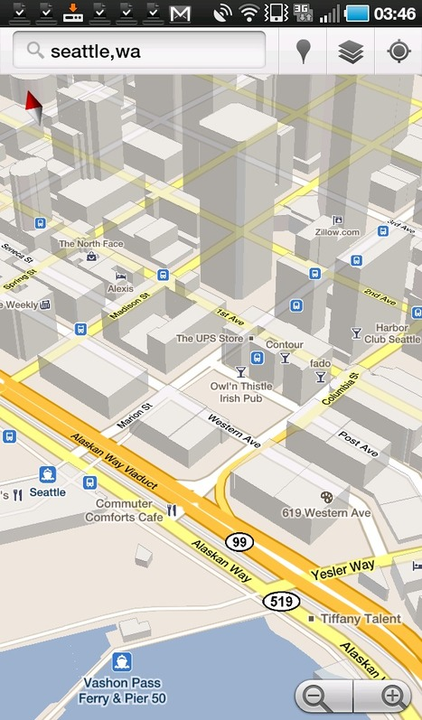 Finally! Google unveils full offline map usage for Android smartphones   apps educativas android   Scoop.it