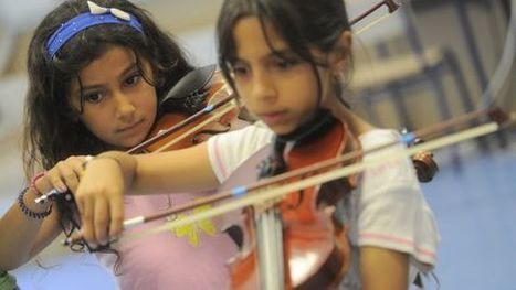 La música eleva el tono | Aprender y educar | Scoop.it