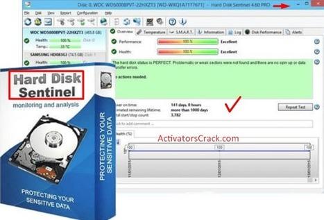 Hard Disk Sentinel Pro 5 30 Crack Full + Regist