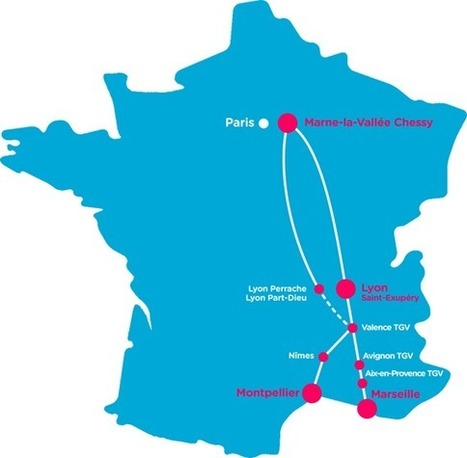 Blog de Capitaine Train — Achat de billets de train simple et rapide | Communication 360° | Scoop.it