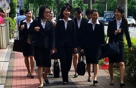 South Korea's Failure to Support Working Women   Women And Work   Scoop.it