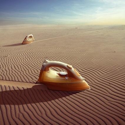 Photographer Shoots Surreal Photographs of Fantastical Scenes - DesignTAXI.com | Photospiration | Scoop.it