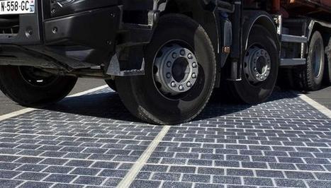 Ségolène Royal veut 1000 km de routes solaires d'ici 5 ans | Presse-Citron | Inventive, innovation & creativity sourcing | Scoop.it
