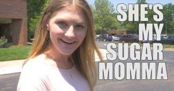 Sugar Momma online dating
