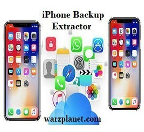 iphone backup extractor with crack