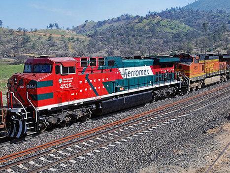 México | Ferromex y Cemex buscan fomentar uso del ferrocarril | Noticias-Ferroviarias Español | Scoop.it