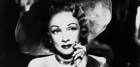 Happy 110th Birthday to the Inimitable Marlene Dietrich! What's Her Best Work? - Movieline | Celebrating Fabulosity: Pinup to Burlesque! | Scoop.it