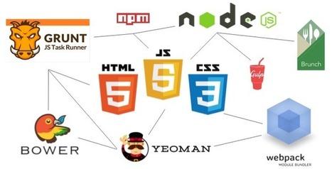Best Front End Web Development Tools With Advance Ui Design Technologies 2017 Scoop It