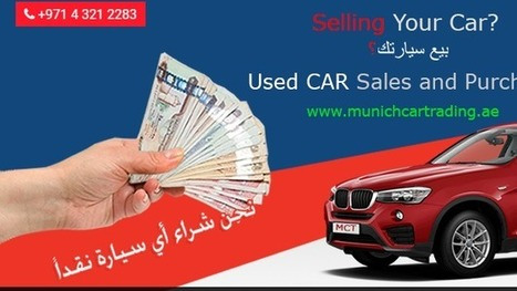 Dubai Used Cars For Sale In Sell Any Car Dubai Scoop It