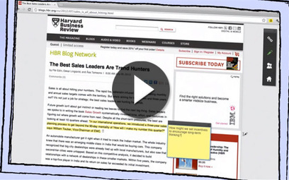 Annotary   Highlight and Annotate Web Pages, Share Notes, Research Smarter   Learning in blended environments   Scoop.it