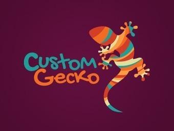 Logo Design: Lizards | Abduzeedo Design Inspiration & Tutorials | Beautiful and creative logos | Scoop.it