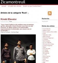 Bernard Poupon présente Zicamontreuil : entretien avec un Hybride #2   ACIM   Musiques, images et jeux en bibliothèque   Scoop.it