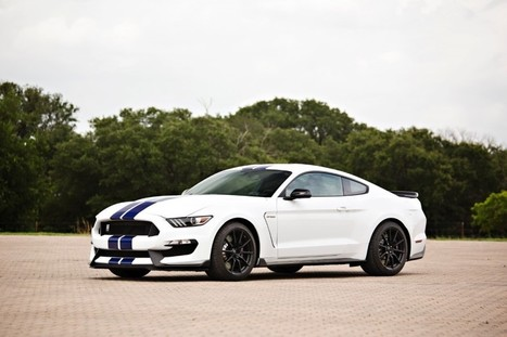 Shelby GT350 Raises Money for Veterans - Muscle Cars of America | Muscle Cars of America | Scoop.it