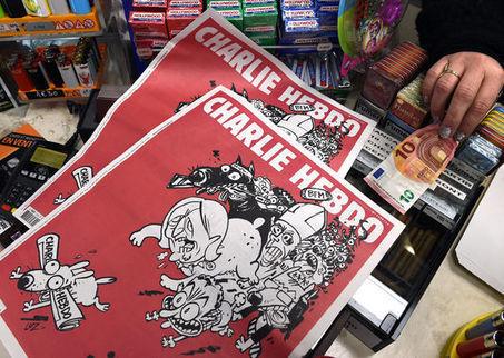 «Charlie Hebdo» devient la première «entreprise solidaire de presse»   Think outside the Box   Scoop.it