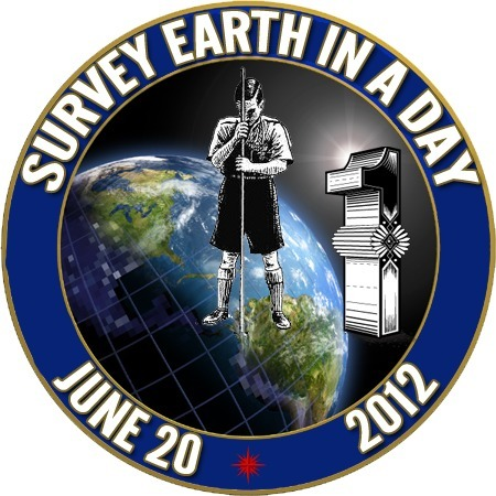 Get Involved - Survey Earth in a Day™ Remeasuring Earth as a Community 6-20-12   Survey Earth in a Day   Scoop.it