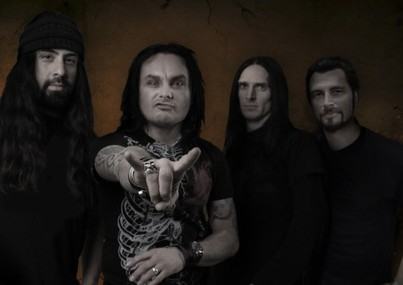 CRADLE OF FILTH, ANTHRAX, Ex-GORGOROTH Members Join Forces In  TEMPLE OF THE BLACK MOON | Heavy Metal | Scoop.it