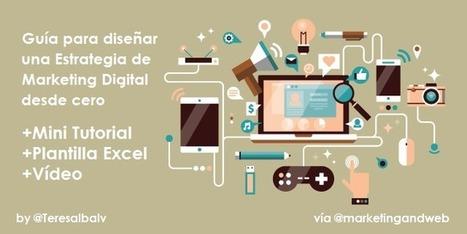 Súper Guía para crear una Estrategia de Marketing Online | Mundo Marquetero Digital | Scoop.it