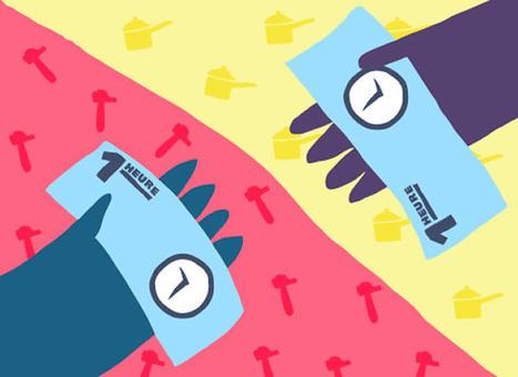 Echangez votre temps à l'accorderie | Produits et entreprises innovantes | Scoop.it