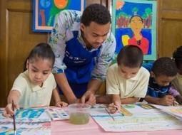 Studio in a School: A Teaching Moment | InRural | Scoop.it