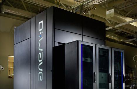Google et la NASA dévoilent un ordinateur 100 millions de fois plus rapide qu'un PC | innovation & management | Scoop.it