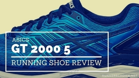 ASICS GT 2000 5 Detailed In Depth Review &ndash