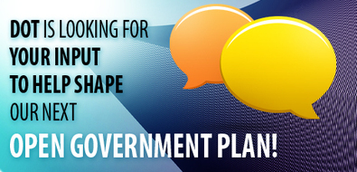 Open Government | Department of Transportation | Open Source Technology and Open Data | Scoop.it