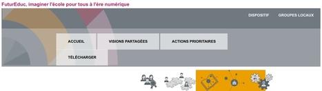 Réseau social de la Fing: FuturEduc, imaginer l'école pour tous à l'ère numérique | Enseignement, école, apprentissages mutuels, Mutual & Social Learning | Scoop.it