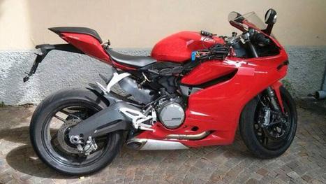 Spy Photo: Ducati 899  Spotted on FaceBook | Ducati | Scoop.it