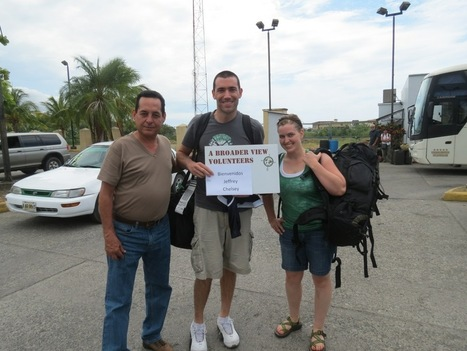 "Jeff Martin & Chelsey Martin Volunteers in La Ceiba, Honduras | Volunteers Abroad Reviews and Feedbacks | ""#Volunteer Abroad Information: Volunteering, Airlines, Countries, Pictures, Cultures"" 