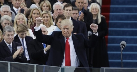 World jittery about Trump's 'America first' inaugural speech | NGOs in Human Rights, Peace and Development | Scoop.it