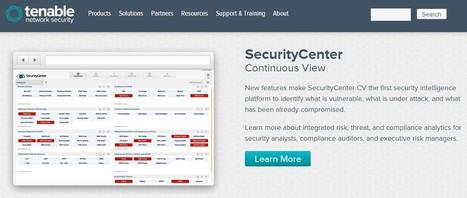 Tenable Network Security | Wepyirang | Scoop.it