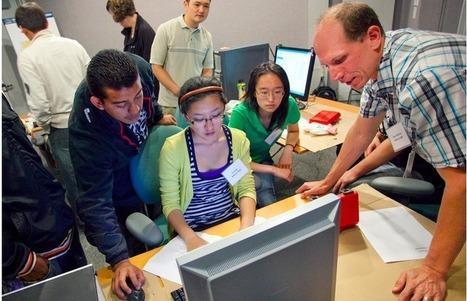 Buenas prácticas para profesores que implementan la tecnología en sus clases | Entre profes y recursos. | Scoop.it