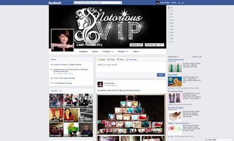 Facebook Facelift - Digital Royalty | Royal Social Media | Scoop.it