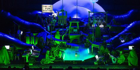"""Delusion of the Fury"": Heiner Goebels redonne vie à l'opéra d'Harry Partch | Focus Ircam | Scoop.it"
