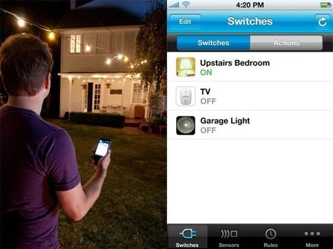 Control Your Entire Home With The Belkin WeMo Switch | Digital Darwinism | Scoop.it