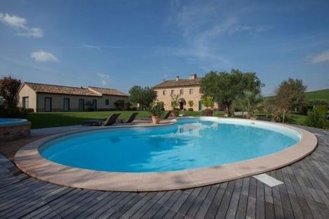 Best Le Marche Accommodations: La Commenda Boutique Hotel, Osimo AN | Le Marche Properties and Accommodation | Scoop.it