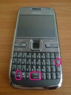 Soft-reset y Hard-reset en Symbian S60v3 | Nokia, Symbian and WP 8 | Scoop.it