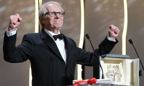 Ken Loach stuns at Cannes 2016 with Palme d'Or win for I, Daniel Blake | Children In Law | Scoop.it
