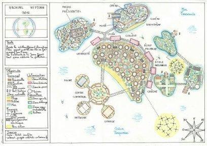 La ville de l'avenir sous le crayon des collégiens Concours Carto collège sur VisionsCarto | Géographie : les dernières nouvelles de la toile. | Scoop.it