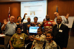 Literacy web training to improve lives of the people in Papua New Guinea | International Literacy Management | Scoop.it
