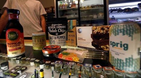 How businesses are taking marijuana products mainstream | Criminology and Economic Theory | Scoop.it