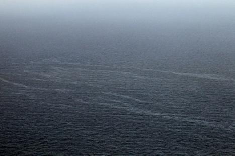 Pollution au large de Brest: amende d'un million d'euros | Planete DDurable | Scoop.it